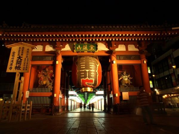 2016!浅草寺の初詣の混雑状況の回避と待ち時間の情報