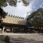 2016!熱田神宮の初詣の混雑状況回避と待ち時間の情報