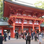 2016!大宮氷川神社の初詣の混雑回避と待ち時間の情報