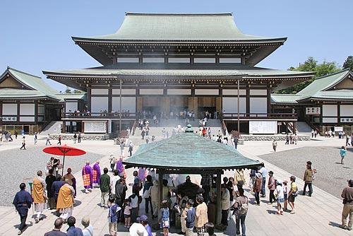 2016!成田山新勝寺の初詣の混雑状況の回避と待ち時間の情報