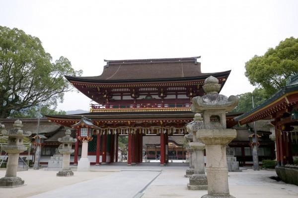 2016!大宰府天満宮の初詣の混雑状況の回避と待ち時間の情報