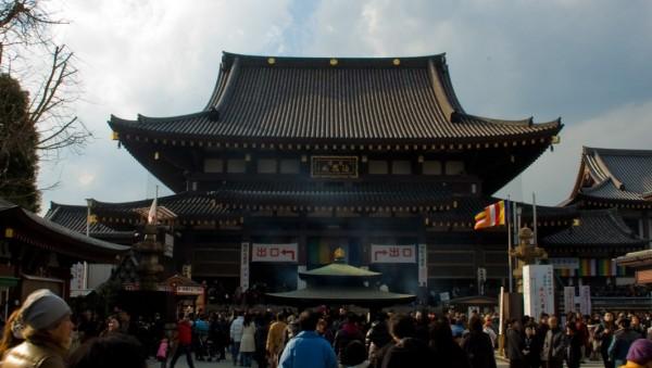 2016!川崎大師の初詣の混雑状況の回避と待ち時間の情報
