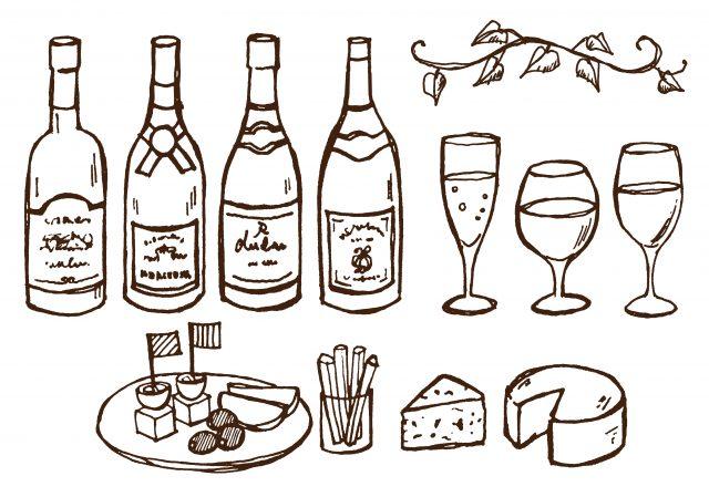 赤ワイン 白ワイン ロゼワイン 違い