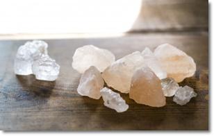 食塩 岩塩 違い