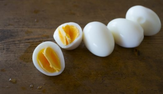 ゆで卵の賞味期限は?冷蔵庫と常温でそれぞれ何日もつのか